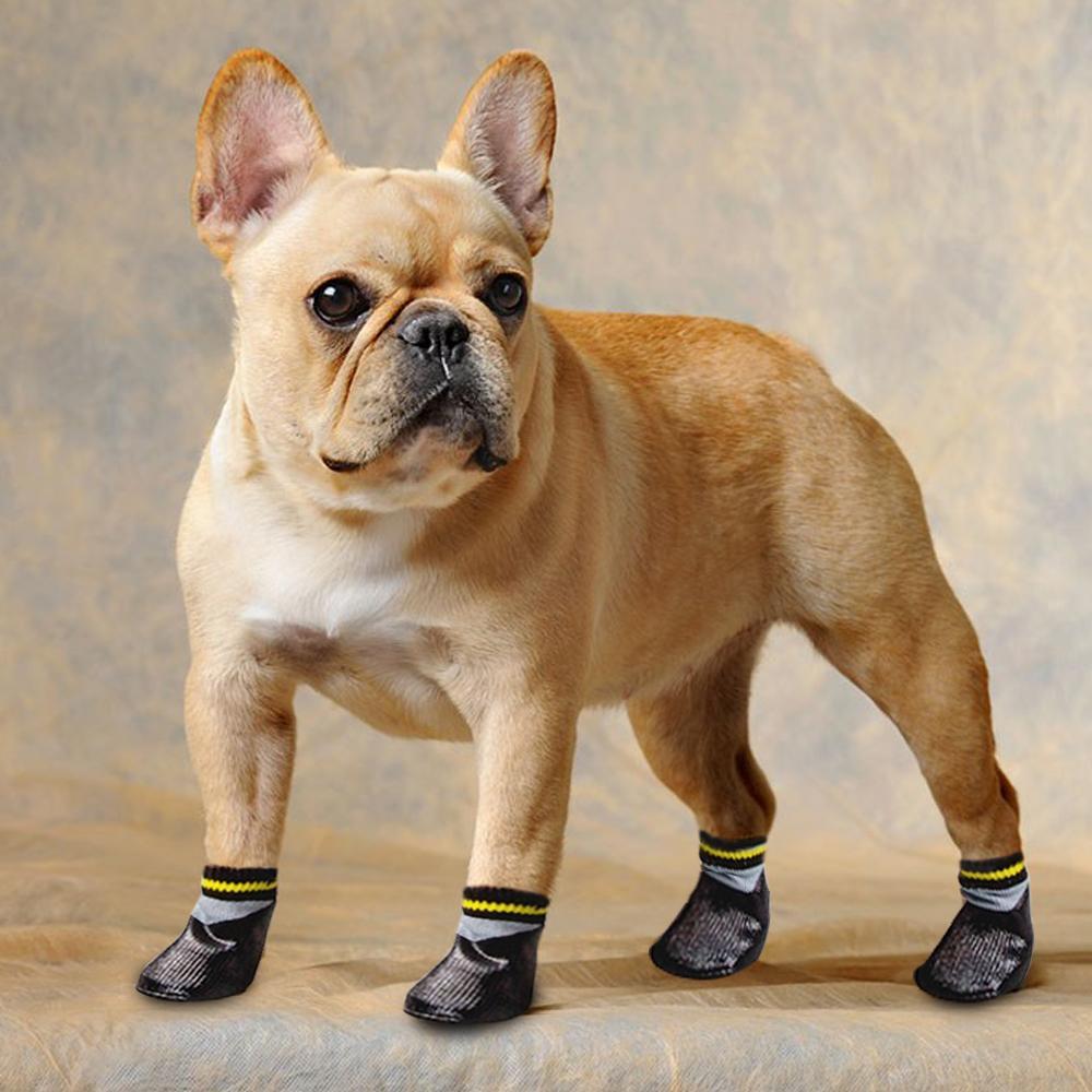 anti slip waterproof protective socks