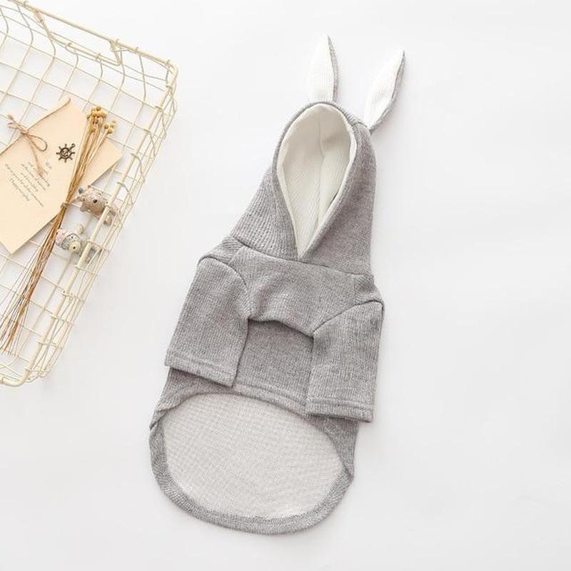 french bulldog rabbit hoodie