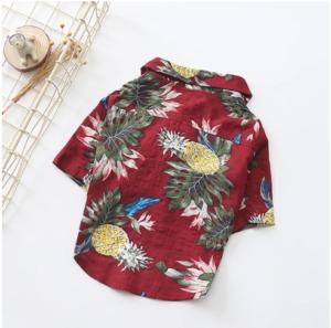 frenchie world hawaiian shirt