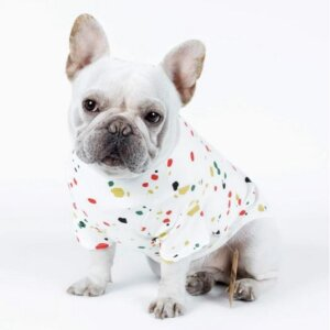 mud splash dog tank shirt