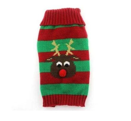 christmas ugly sweaters for french bulldogs 2