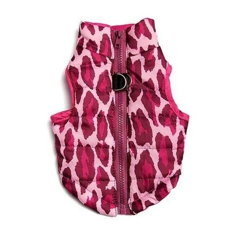 padded winter vests for french bulldogs 1