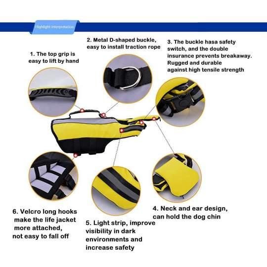 neon french bulldog life jacket frenchie world shop 15268239245357 540x