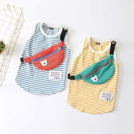 waistpack striped summer frenchie t shirt frenchie world shop 5547169251373 540x