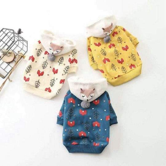 fox dog hoodie by frenchie world frenchie world shop 31589689884821 540x