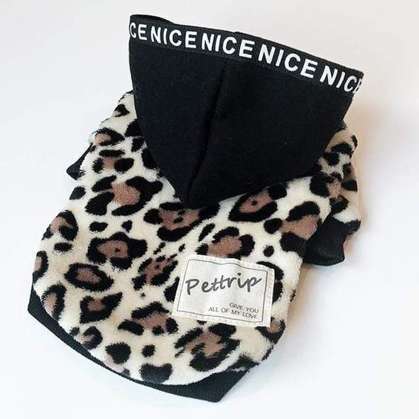 leopard swagger dog hoodie frenchie world shop leopard s 18292597162133 590x