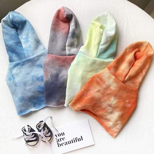 tie dye cropped french bulldog hoodie frenchie world shop 27222167945365 540x
