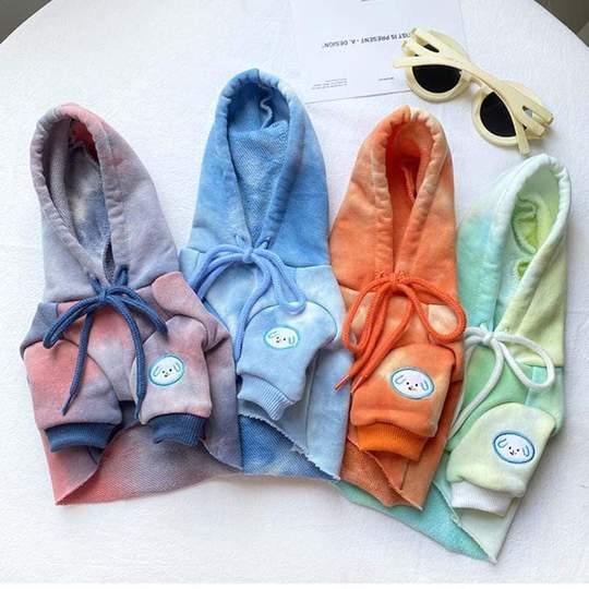 tie dye cropped french bulldog hoodie frenchie world shop hoodie 27222167879829 540x